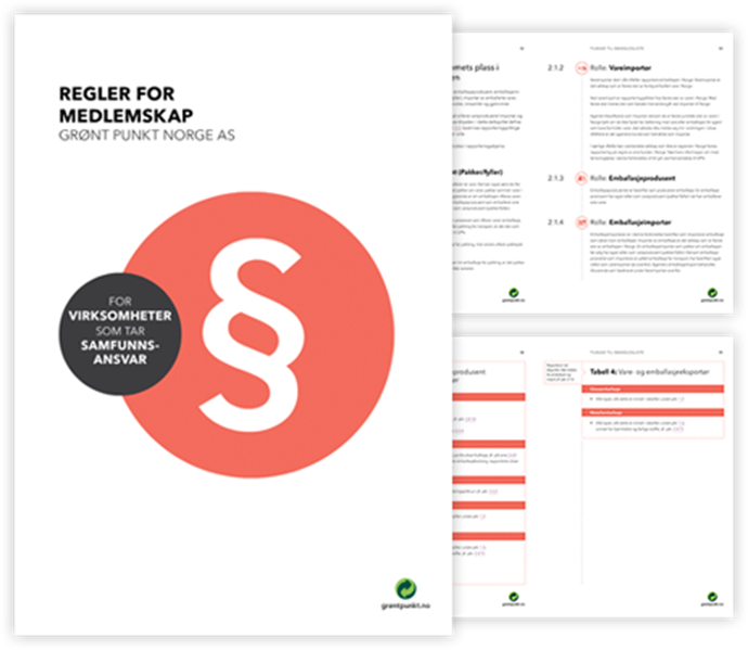 Regler for medlemskap